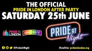The Official Pride In London After Party @ Electric Brixton | London | United Kingdom
