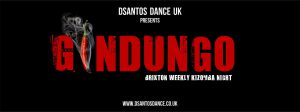 Gindungo! - Brixton Weekly Kizomba Night @ St Matthews Tenants Hall | London | England | United Kingdom