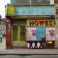 Brixton 15 Years Ago: Howes on Atlantic Road (later Kaff and Dip & Flip) – July 2001 photos