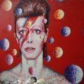 David Bowie mural in Brixton gets repainted