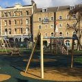Camberwell Green reopening commmunity event today, Saturday 16 July
