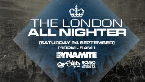 Milkshake Presents The London All Nighter Feat: Ms Dynamite, So Solid Crew + Guests @ Electric Brixton   London   England   United Kingdom