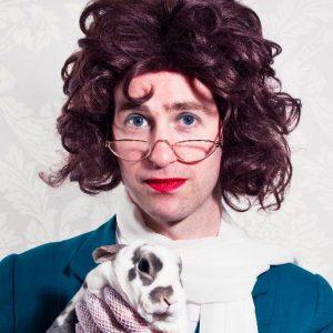 House of Idiot - Miss Samantha Man & Inda Pereda @ Upstairs @ Market House | London | England | United Kingdom