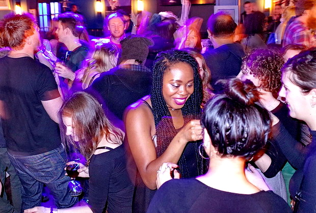Brixton Buzz bring the live funk and party tunes to the Tulse Hill Railway tonight, 19th Aug