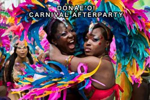 Notting Hill Carnival Afterparty with Donae'o @ Brixton Jamm | London | United Kingdom