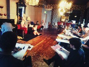 EVERY WEDNESDAY ~ Camberwell Life Drawing @ The Cambria | London | England | United Kingdom