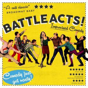 BattleActs! Improvised Comedy @ The Dogstar | London | England | United Kingdom