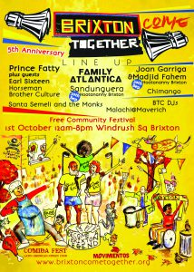 Brixton Come Together Festival @ London | England | United Kingdom