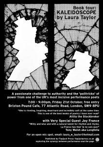 Kaleidoscope - on tour @ Brixton Pound Cafe | London | England | United Kingdom