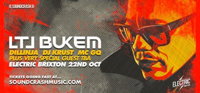 LTJ Bukem is making a rare appearance at Electric Brixton on Saturday 22nd October with heavyweight support from Dillinja, DJ Krust and MC GQ plus a very special guest to […]