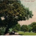 Brockwell Park in Victorian and Edwardian postcards: Views around the park