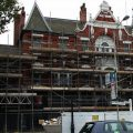 Work starts on reopening the The Half Moon in Herne Hill