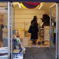Brixton arches: another day, another eviction as S&S Textiles move out of Atlantic Road