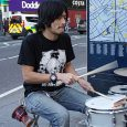 Last spotted in Brixton this time last year, the drummer known as #stdrums was busy adding a percussive soundtrack to the street.