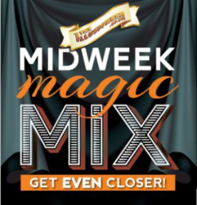Midweek Magic Mix - GET EVEN CLOSER @ The Illusioneer Theatre of Magic & Illusion | England | United Kingdom