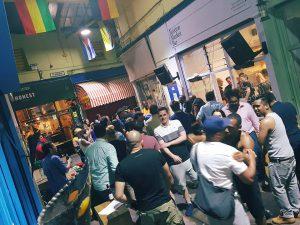 Brixton Market Bar HotHouse @ Brixton Market Bar