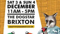 December has dawned, Christmas is on the cloudy horizon and the ever popular Crafty Fox Market returns to Brixton's Dogstar this weekend for two days of festive art, crafts, DJs, […]
