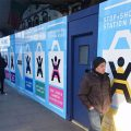 Beleaguered Brixton traders advertise their presence with Brixton Pillars billboard campaign