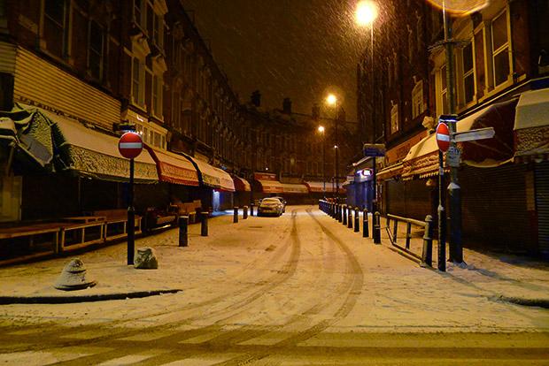 Happy Christmas from Brixton Buzz!