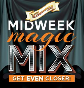 Midweek Magic Mix - GET EVEN CLOSER @ The Illusioneer Theatre of Magic & Illusion   England   United Kingdom