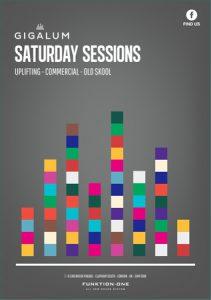 Saturday Sessions at Gigalum @ Gigalum | England | United Kingdom