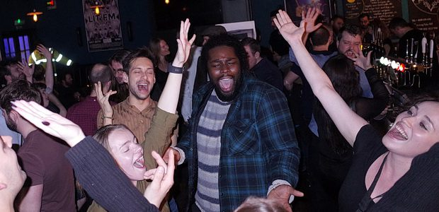 It's Friday night and the Buzz crew are teaming up with Brixton's famous Offline Club andshimmying out of SW9 to put on a stonking free party tonight (Fri 20th Jan) […]