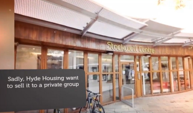 Councillors and residents fight to save Stockwell and Kennington park community centres - Sat 21 Jan