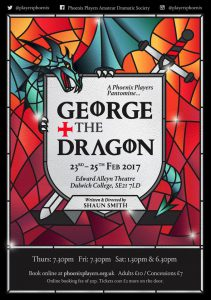 George and the Dragon Pantomime @ Edward Alleyn Theatre | England | United Kingdom