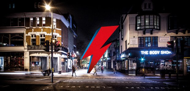 A crowdfunding campaign has been launched to create aspectacular three-storey memorial to David Bowie inthe centre of Brixton, next to the Bowie Shrine.
