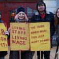 In photos: Brixton Ritzy workers take part in largest ever cinema workers strike