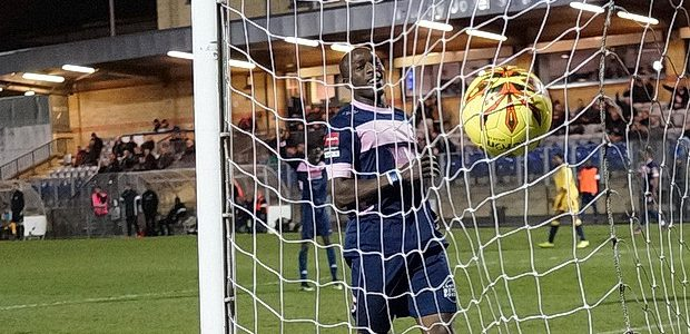 There were goals a-plenty at Champion Hill last night as Dulwich Hamlet tore apart lower league Barkingside in the London Senior Cup.