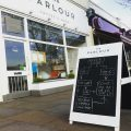 The Parlour on Norwood Road - a great new coffee shop for Herne Hill