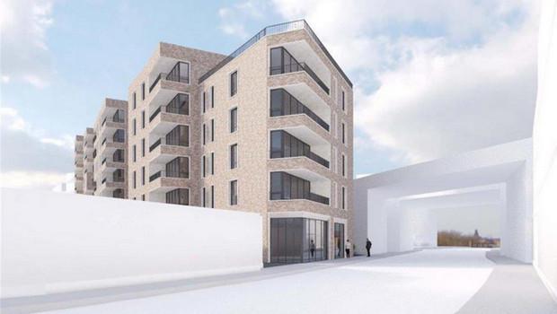 Brixton's latest upmarket development gets christened The Edge