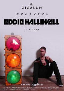 EDDIE HALLIWELL Live at Gigalum @ Gigalum | England | United Kingdom