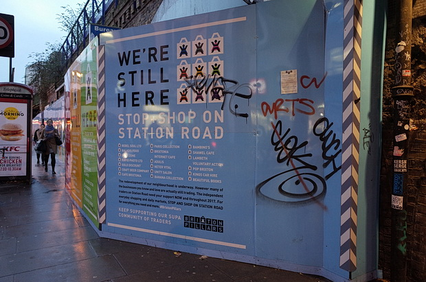 "Brixton Arches development ""hopelessly stalled"" with Brixton's 'Dead Zone' here to stay"