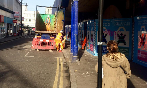 Brixton Arches: are contractors flouting the rules?