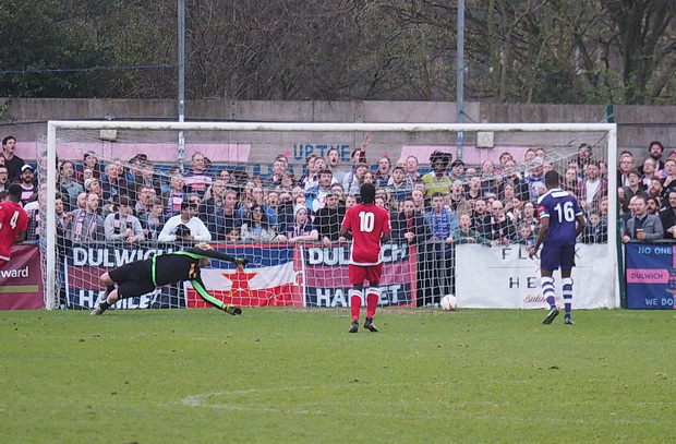 Dulwich Hamlet - see the next three home games for just £24!