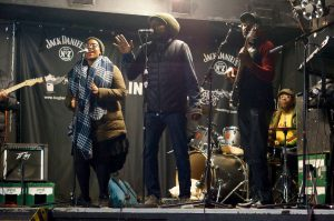 CATCH A FIRE ft. Kareem Shabazz & Ryddim Kings @ Upstairs At The Ritzy   England   United Kingdom