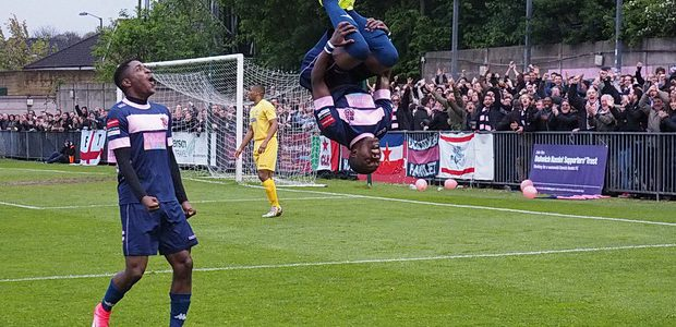 The night air at Champion Hill felt like it had been infused with pure MDMA last night, such was the delirium as Dulwich Hamlet swept aside a tenacious Enfield Town […]
