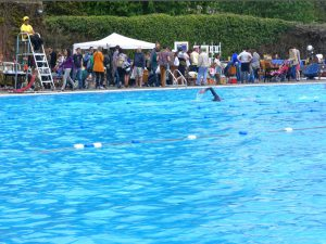 THE MODERN MOVEMENT @ BROCKWELL LIDO | England | United Kingdom