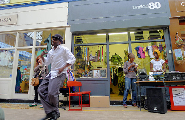 Brixton Village's arts and fashion store United80 looks for crowdfunded revamp